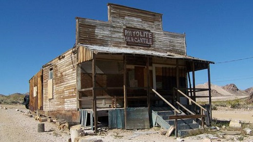 Village Rhyolite Mercantile