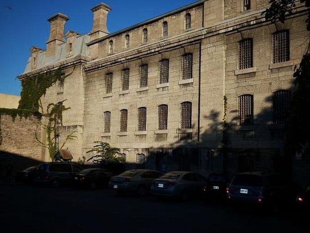L'ancienne prison de Carleton 1862-1972 (Ottawa)