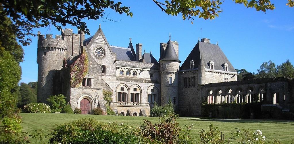 Château Martinvast