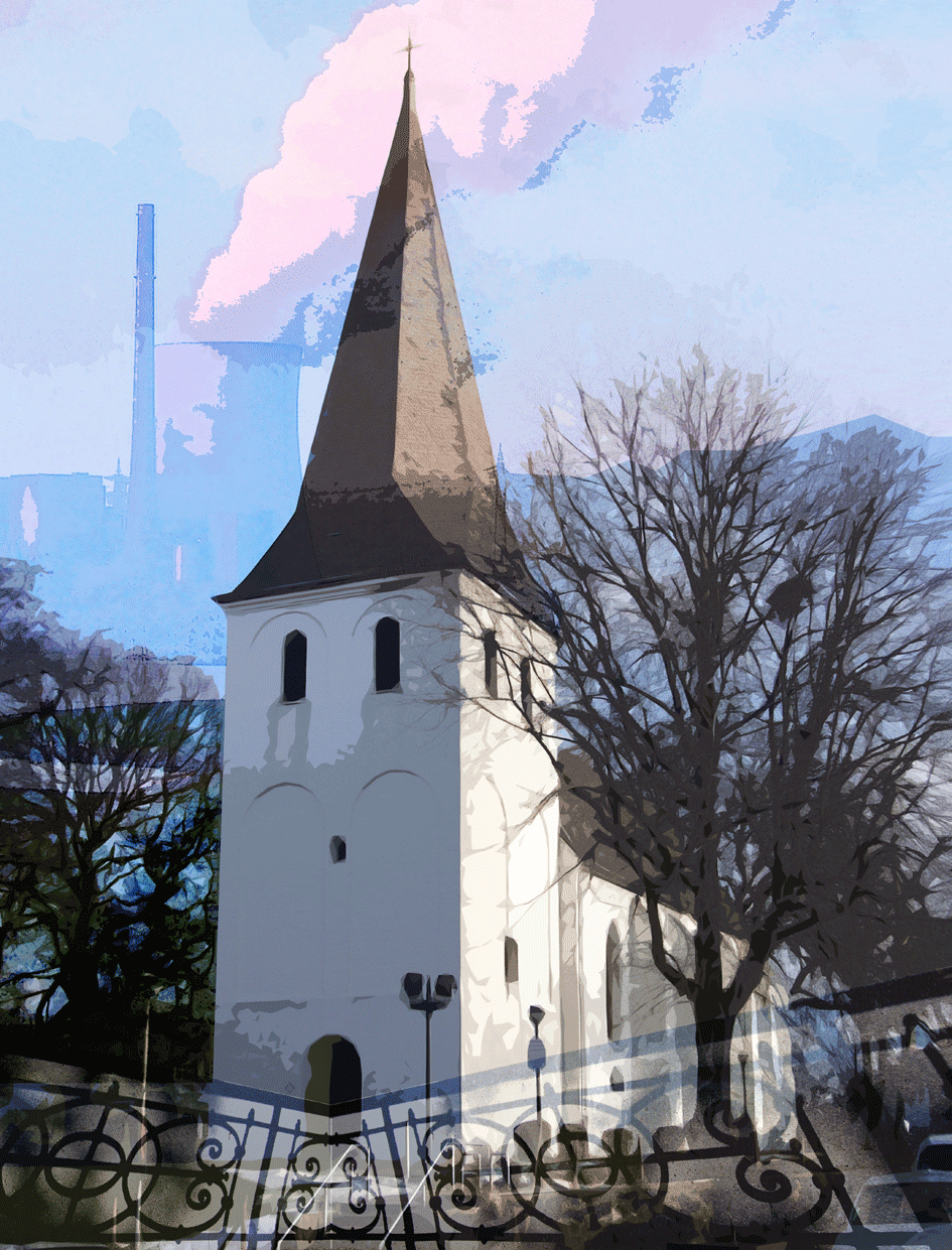 himmel / digitale Malerei