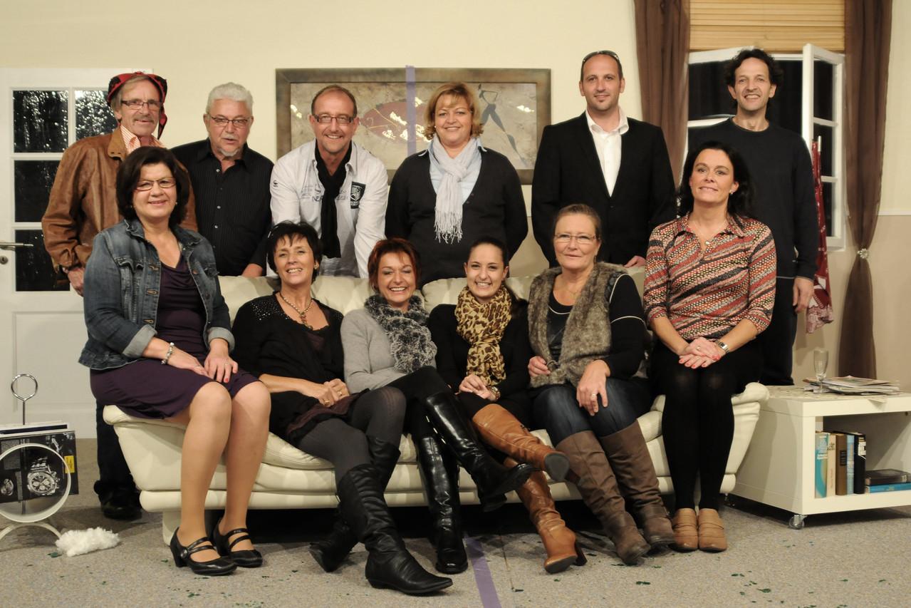 """Theatergruppe Simmern: """"Rosenkrieg nach Paragrafen"""" (Uraufführung)"""