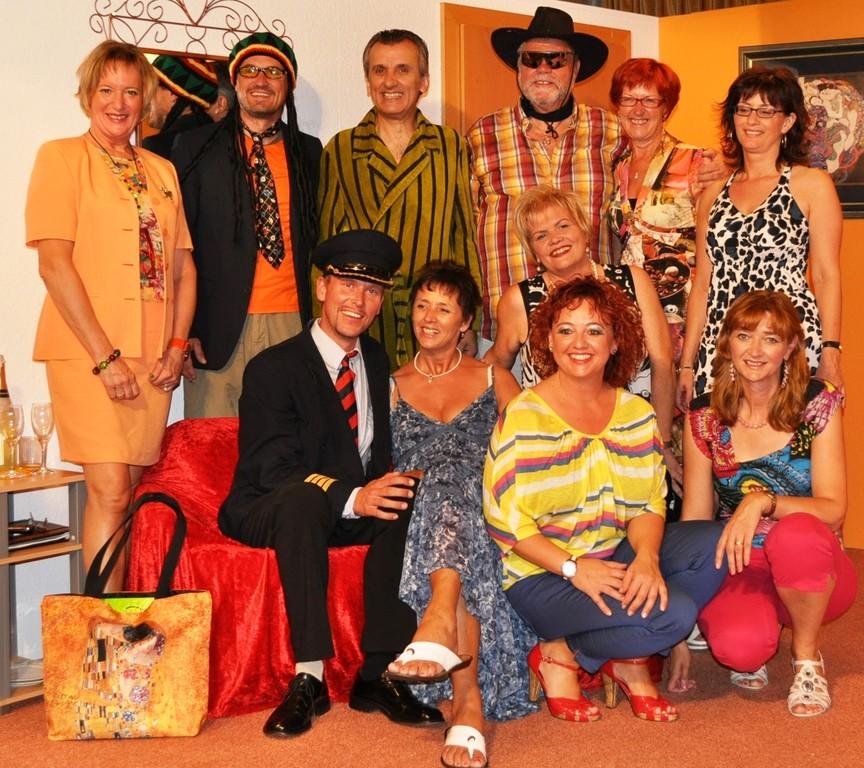 """Theatergruppe St. Urban: """"Eine emanzipierte Ehe"""""""