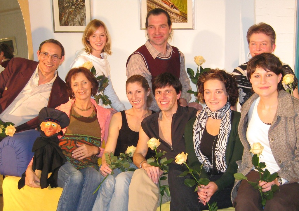 "Theatergruppe Don Quichotte: ""Gigolos Ent-Faltung"" (Uraufführung!)"