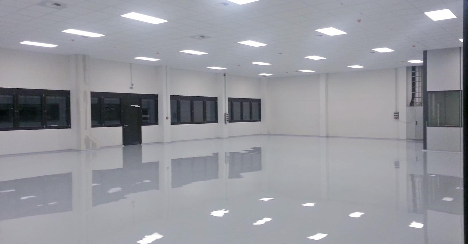 Gewerblicher Bereich / Produktionshalle