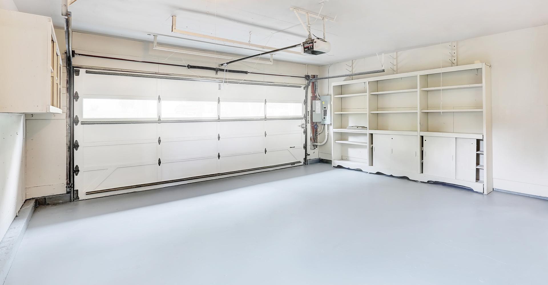 Privater Bereich / Garage