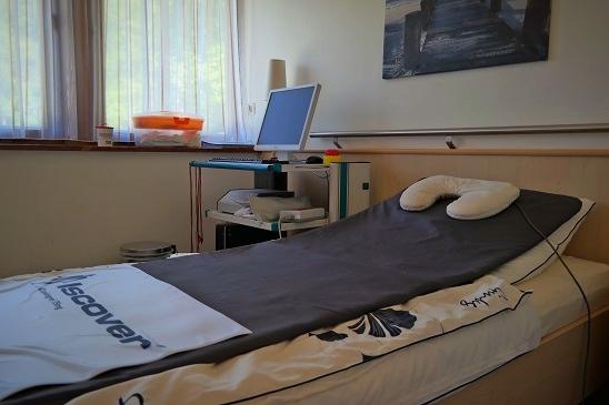 Physikalische Gefäßtherapie mit Bemer in der Tagesklinik