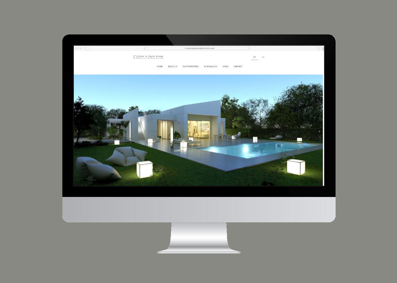 Come To Spain: expertos inmobiliarios en Murcia y Alicante