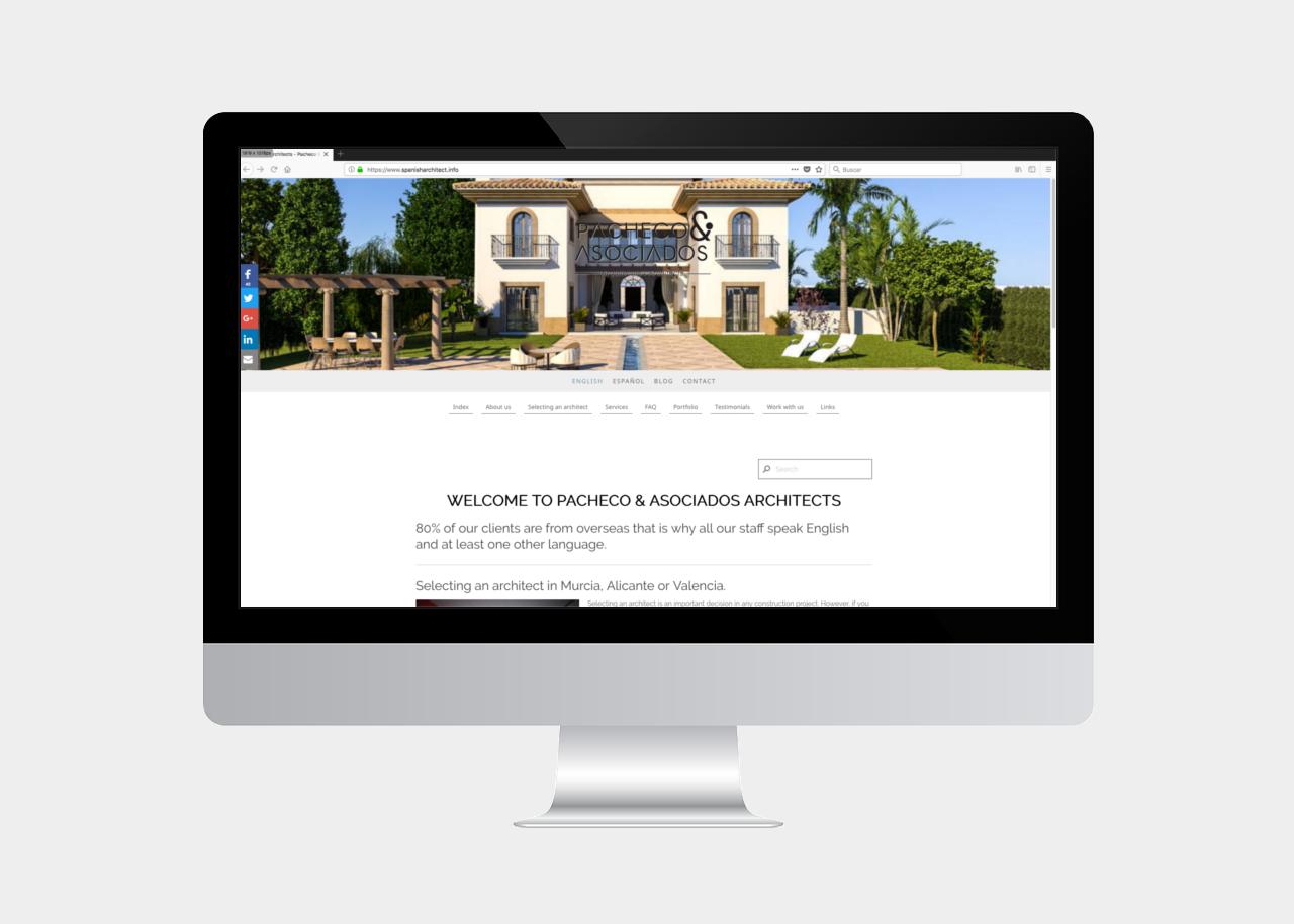 Pacheco y Asociados: despacho de arquitectura
