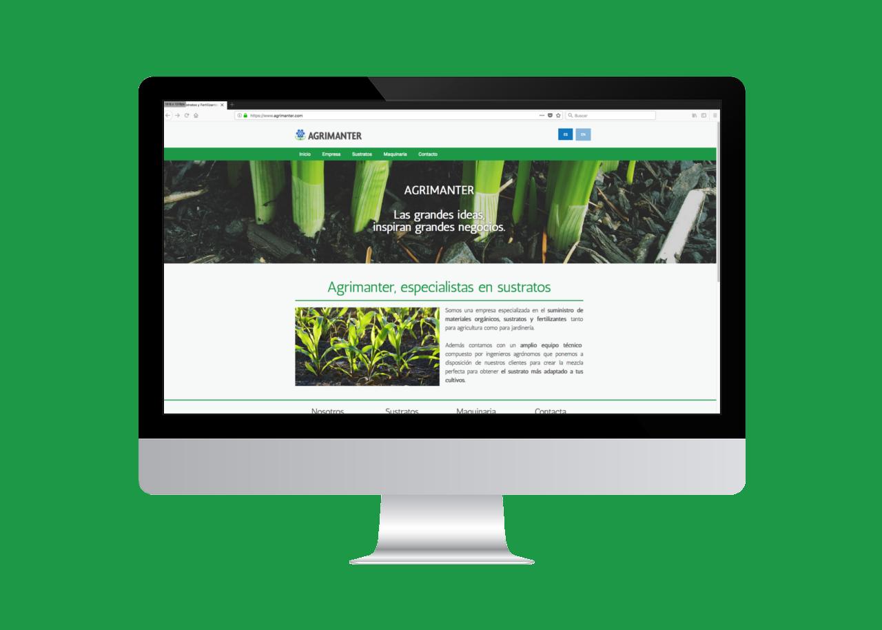 Agrimanter SL: especialistas en materiales orgánicos, sustratos y fertilizantes