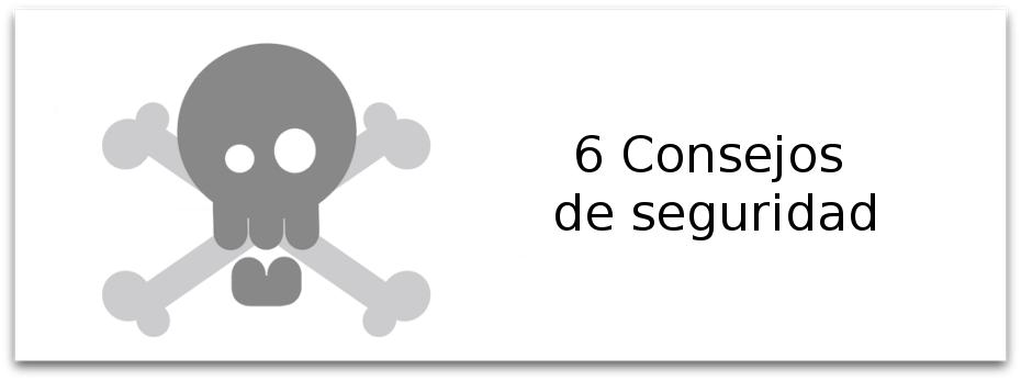 6 consejos para mantener seguro tu ordenador