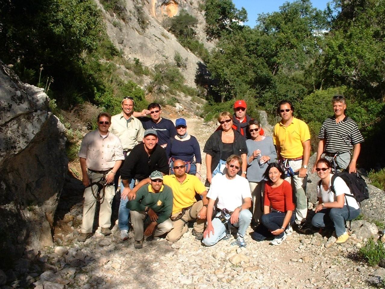 Teambuilding auf Mallorca