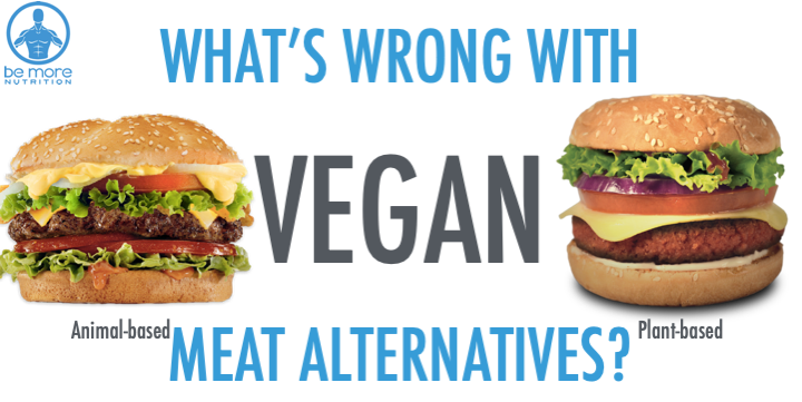 Do the new plant-based meat alternatives on the market pass the nutritional test?