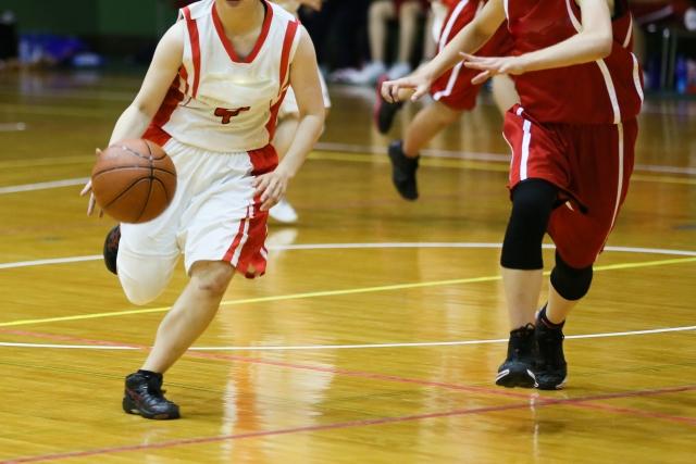 バスケットボールの部 優勝は!!