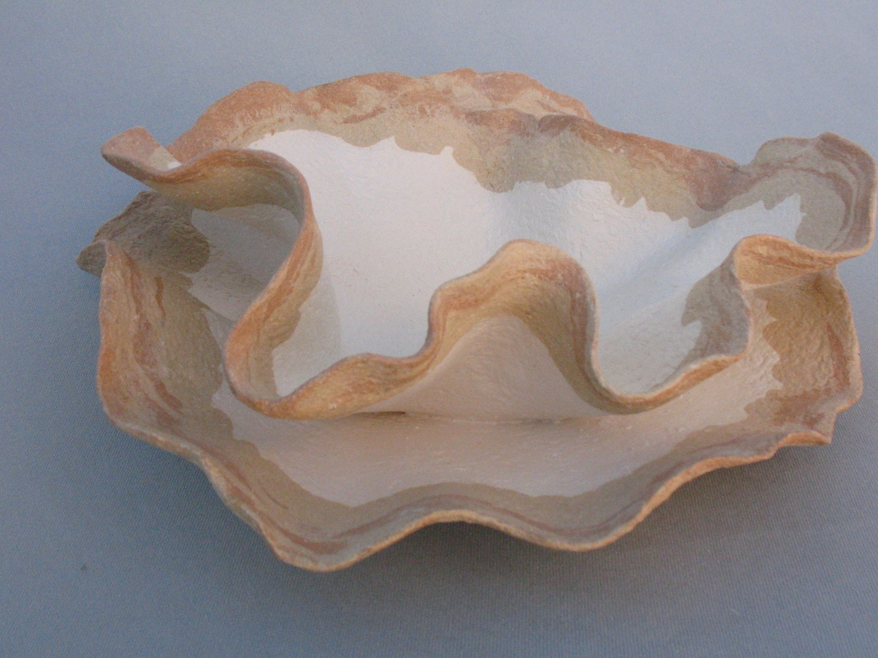 Small Coral Bowl