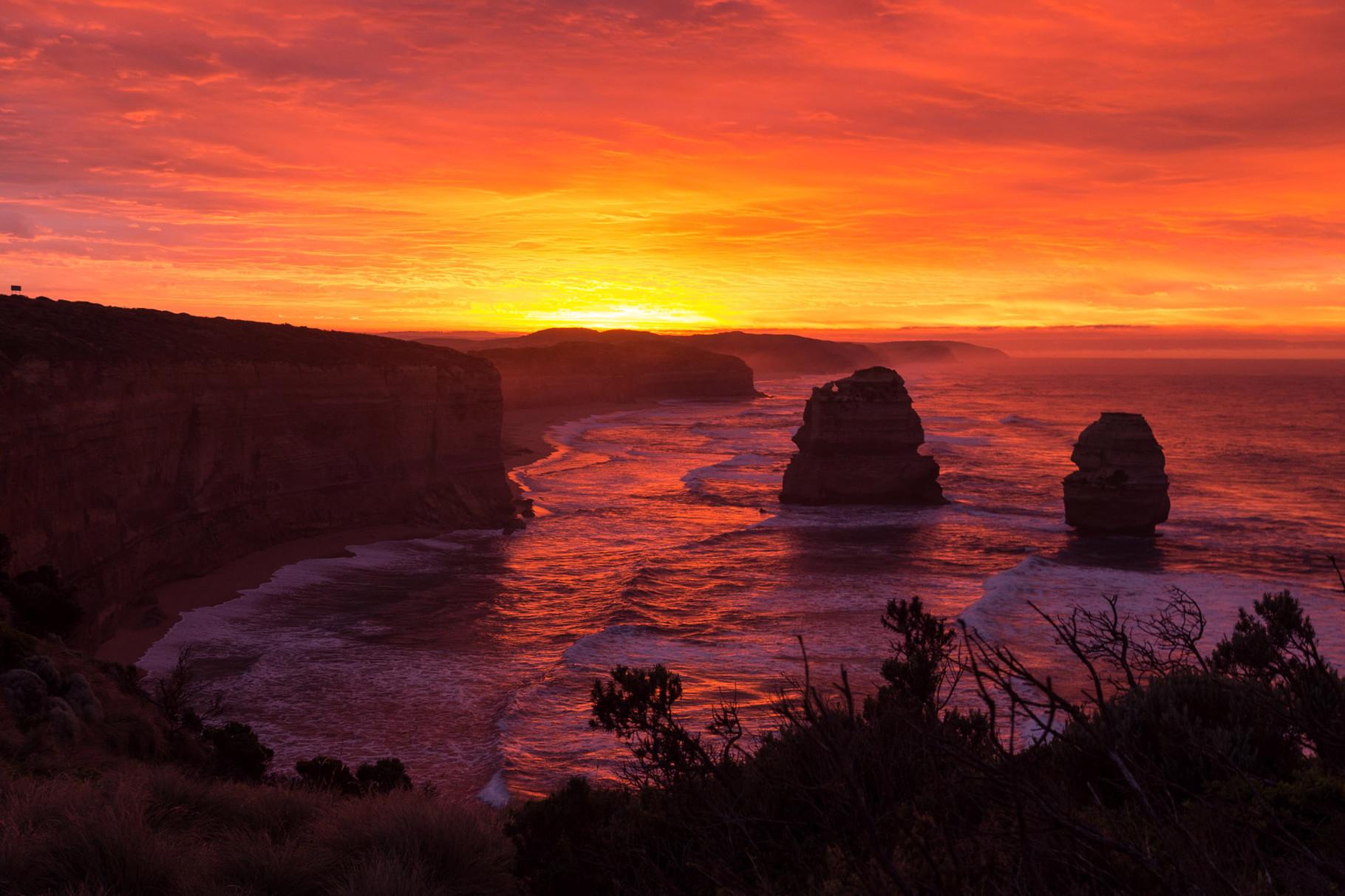 Twelve apostels [Australia, 2014]