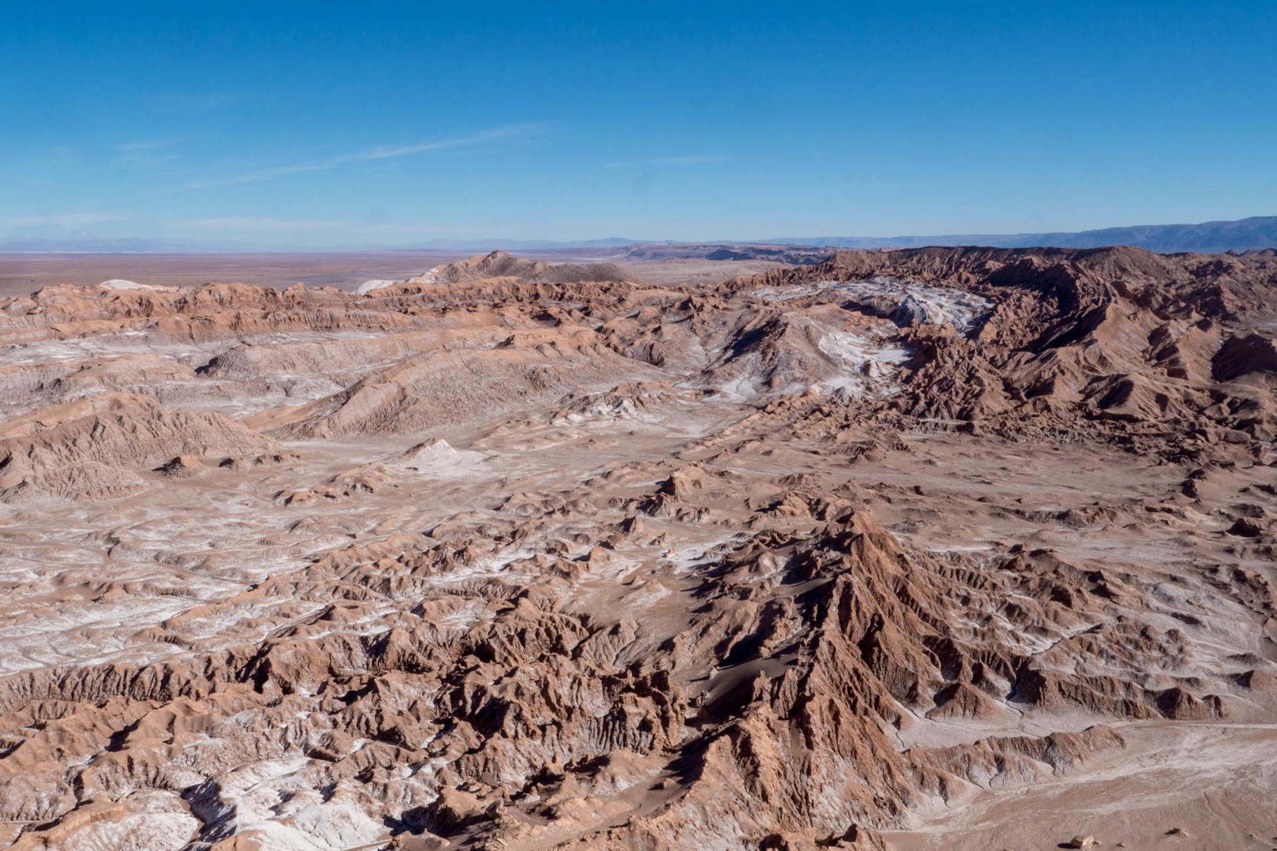 Vale de la luna (Moon valley), near San Pedro de Atacama, Chile