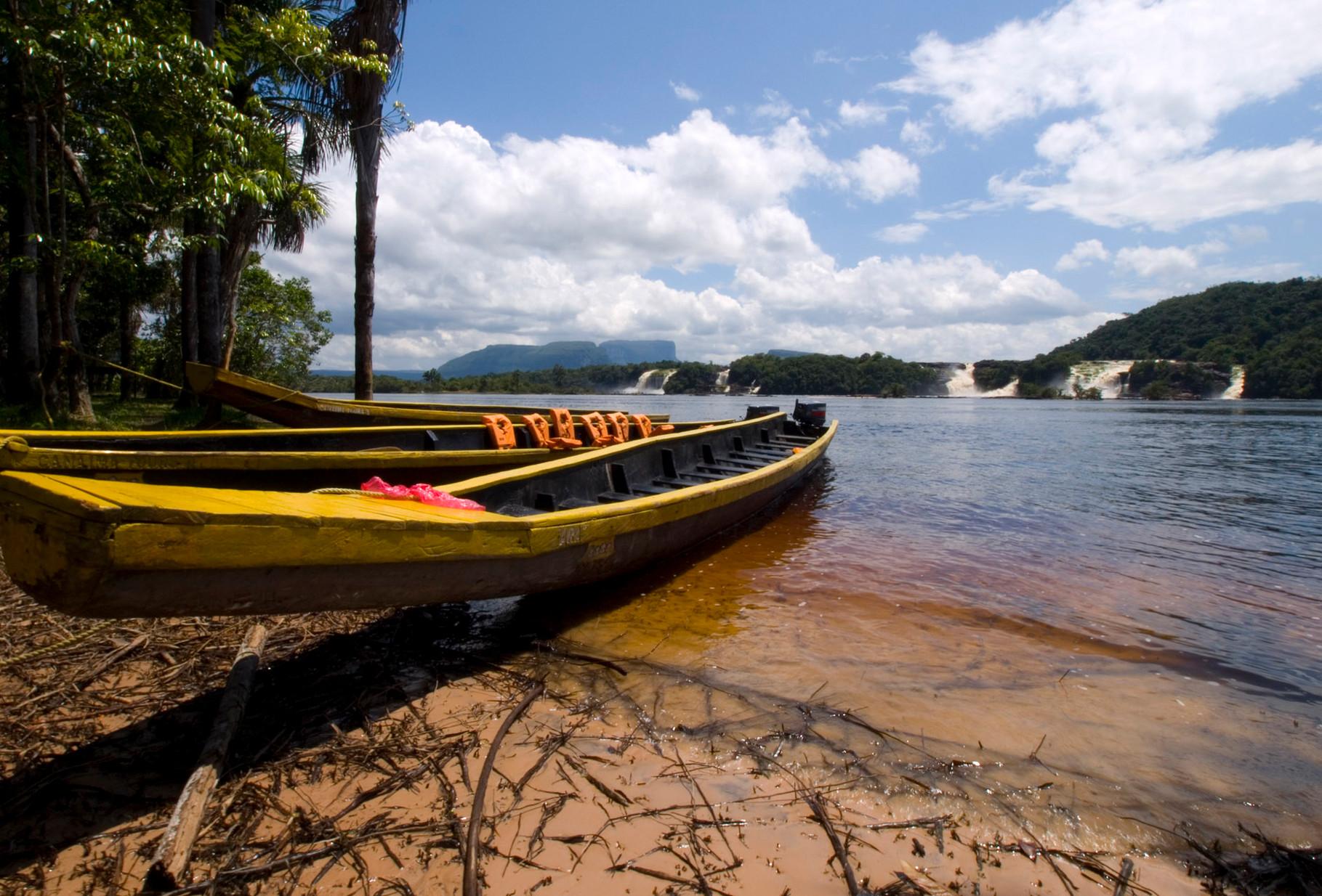 Venezuela: Canaima national park [Venezuela, 2009]
