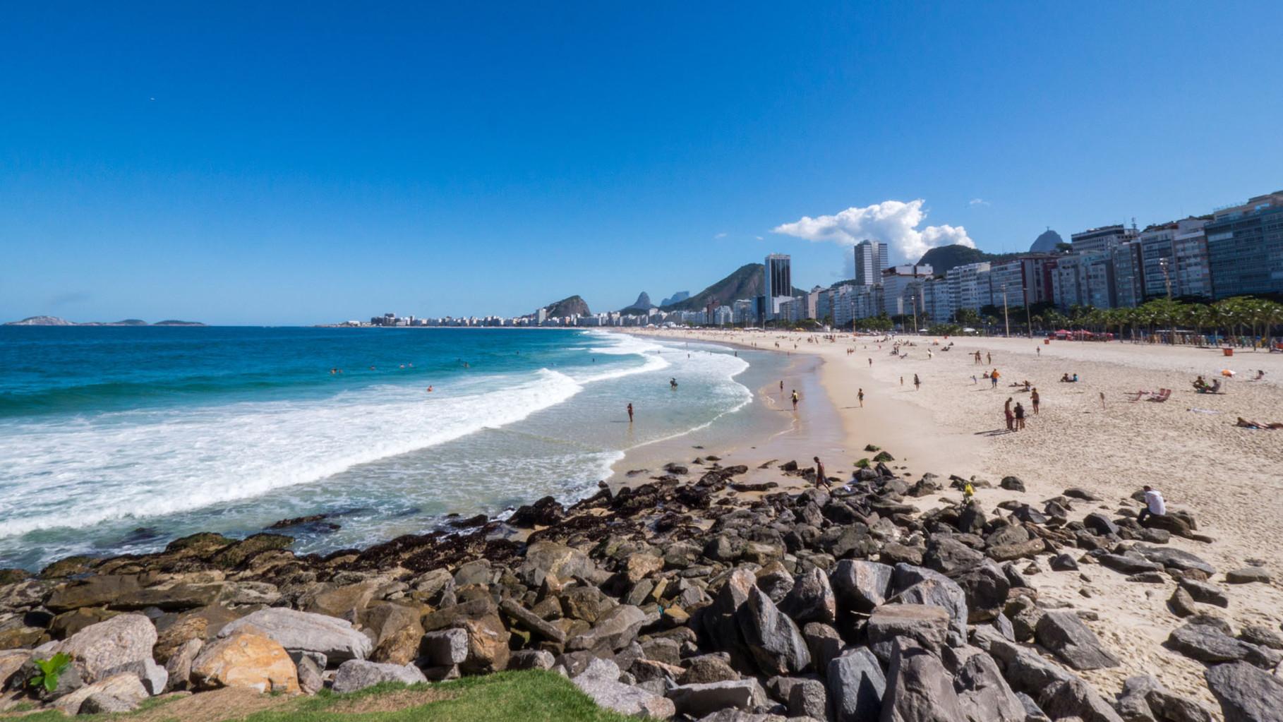 Copacabana, Rio de Janeiro [Brazil, 2014]