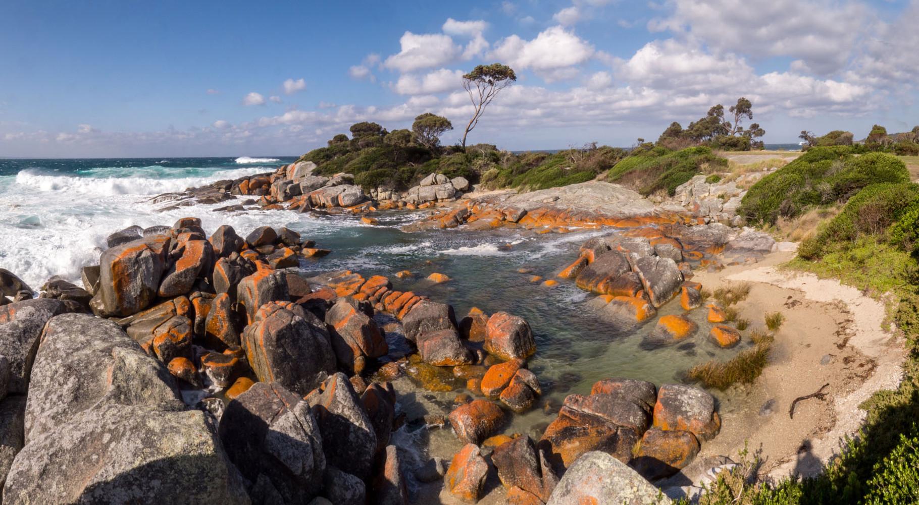 Bay of Fires, Tasmania [Australia, 2014]