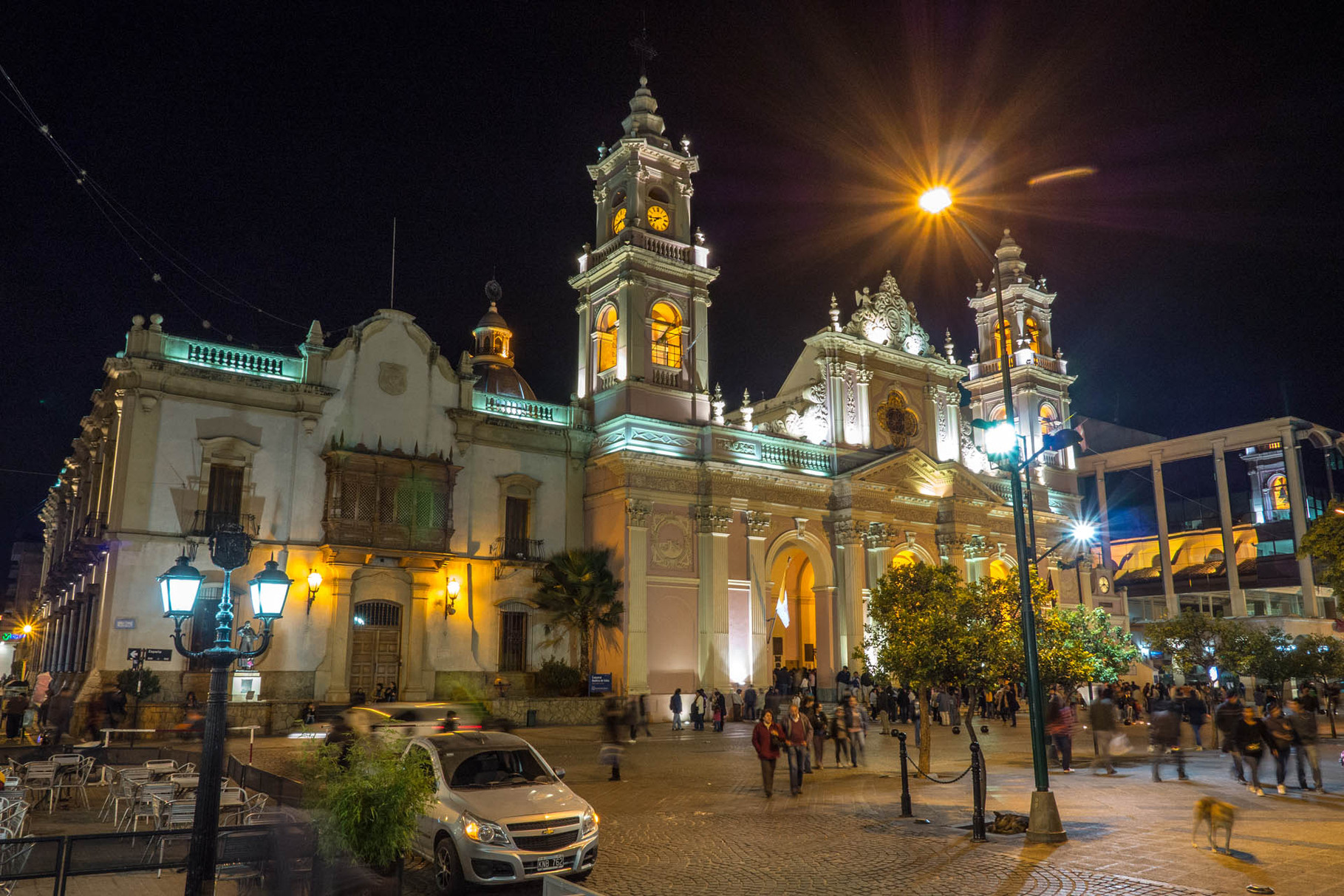 Main cathedral, Salta, Argentina