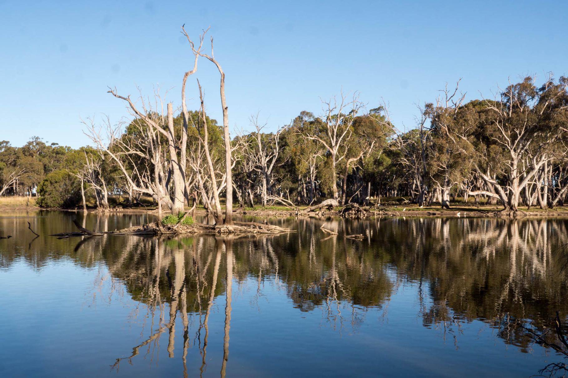 Duck Lagoon, Kangaroo Island [Australia, 2014]