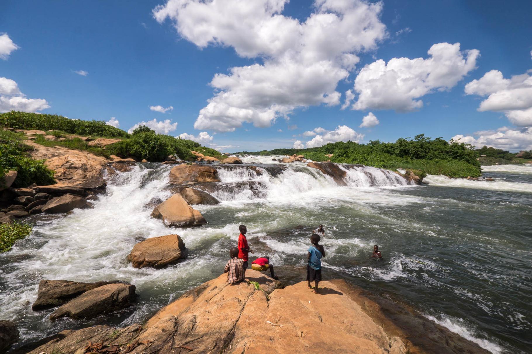 Nile river [Jinjia, Uganda, 2015]