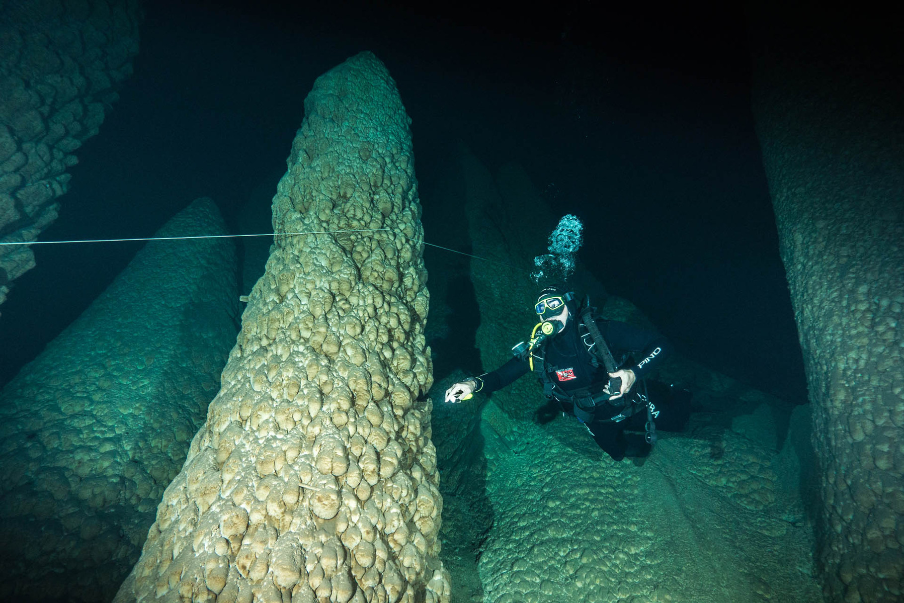 Scuba diving Abismo Anhumas, Bonito