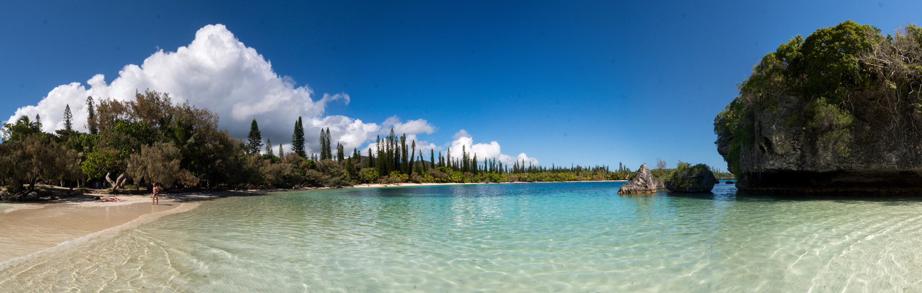 Kuto Bay, Isle of pines