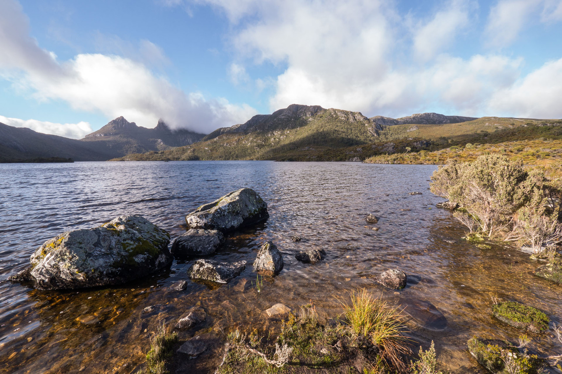 Cradle Mountain National Park, Lake Dove