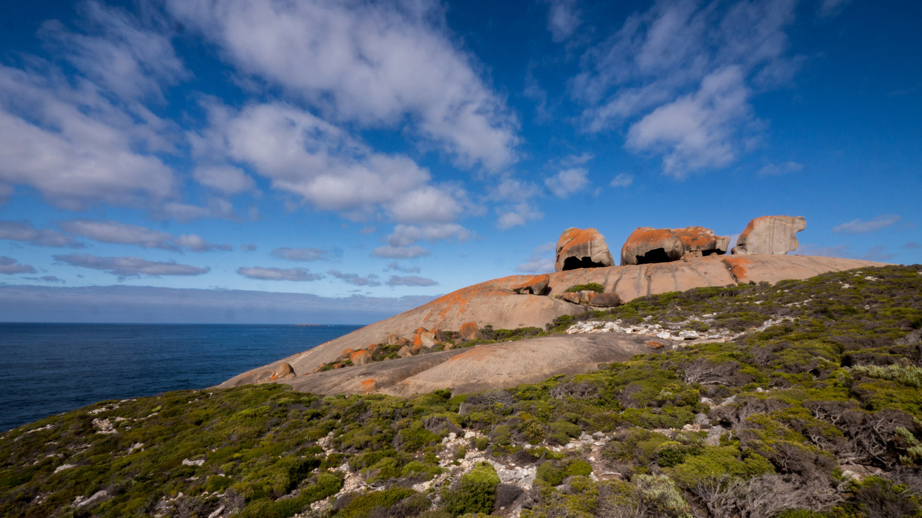 Remarkable Rocks, Flinders Chase National Park, Kangaroo Island