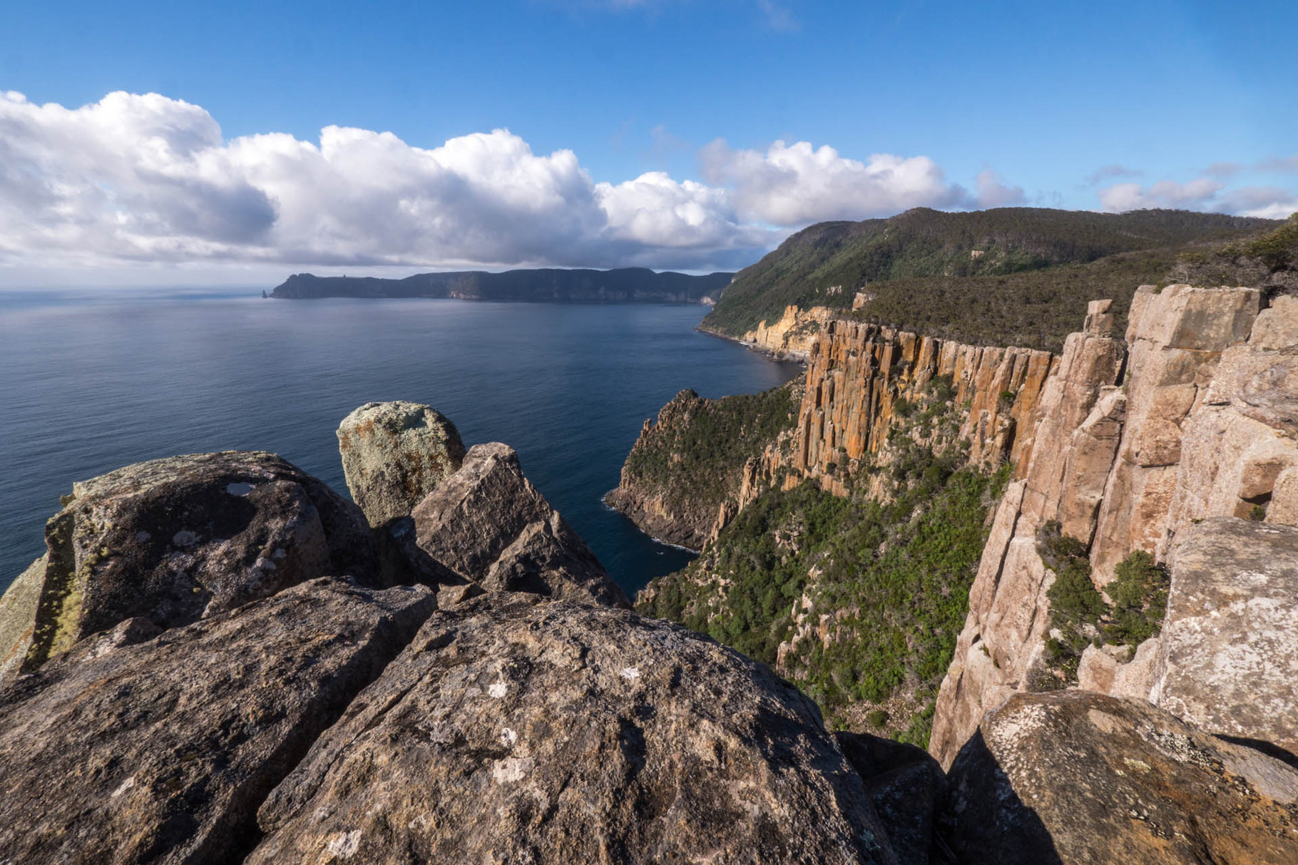 Tasman National Park, near Cape Hauy