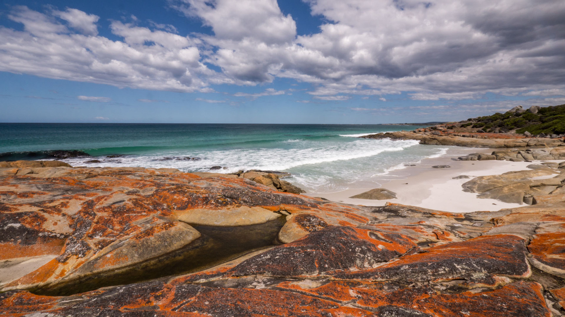 Bay of Fires National Park