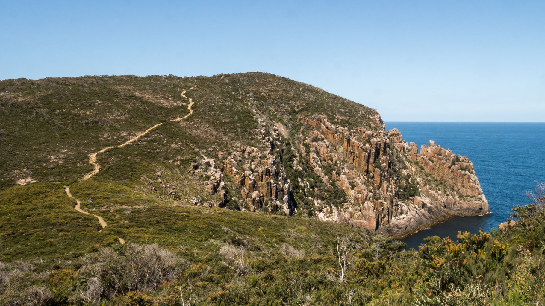 Tasman National Park, Cape Hauy