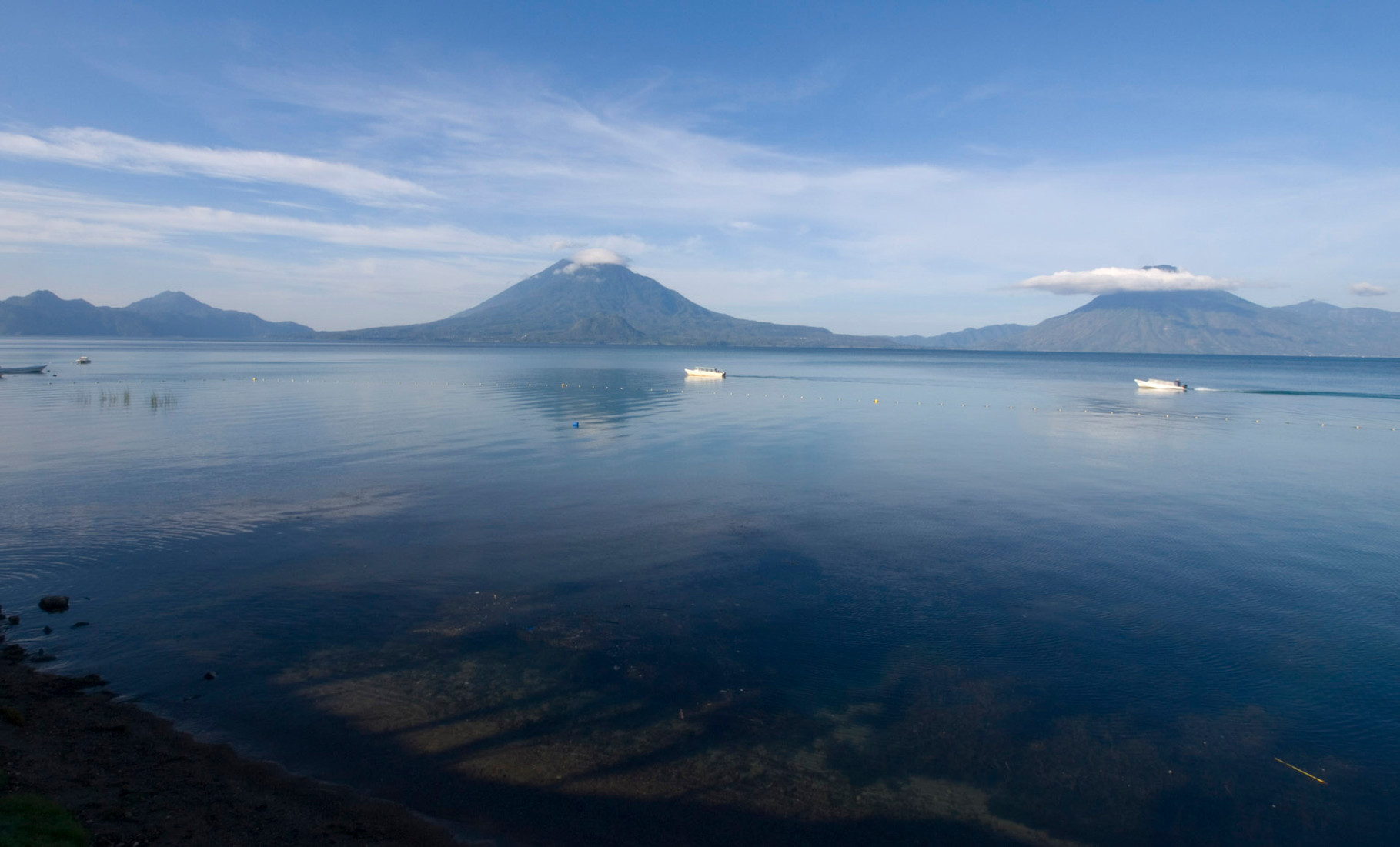Lago di Atitlan [Guatemala, 2009]