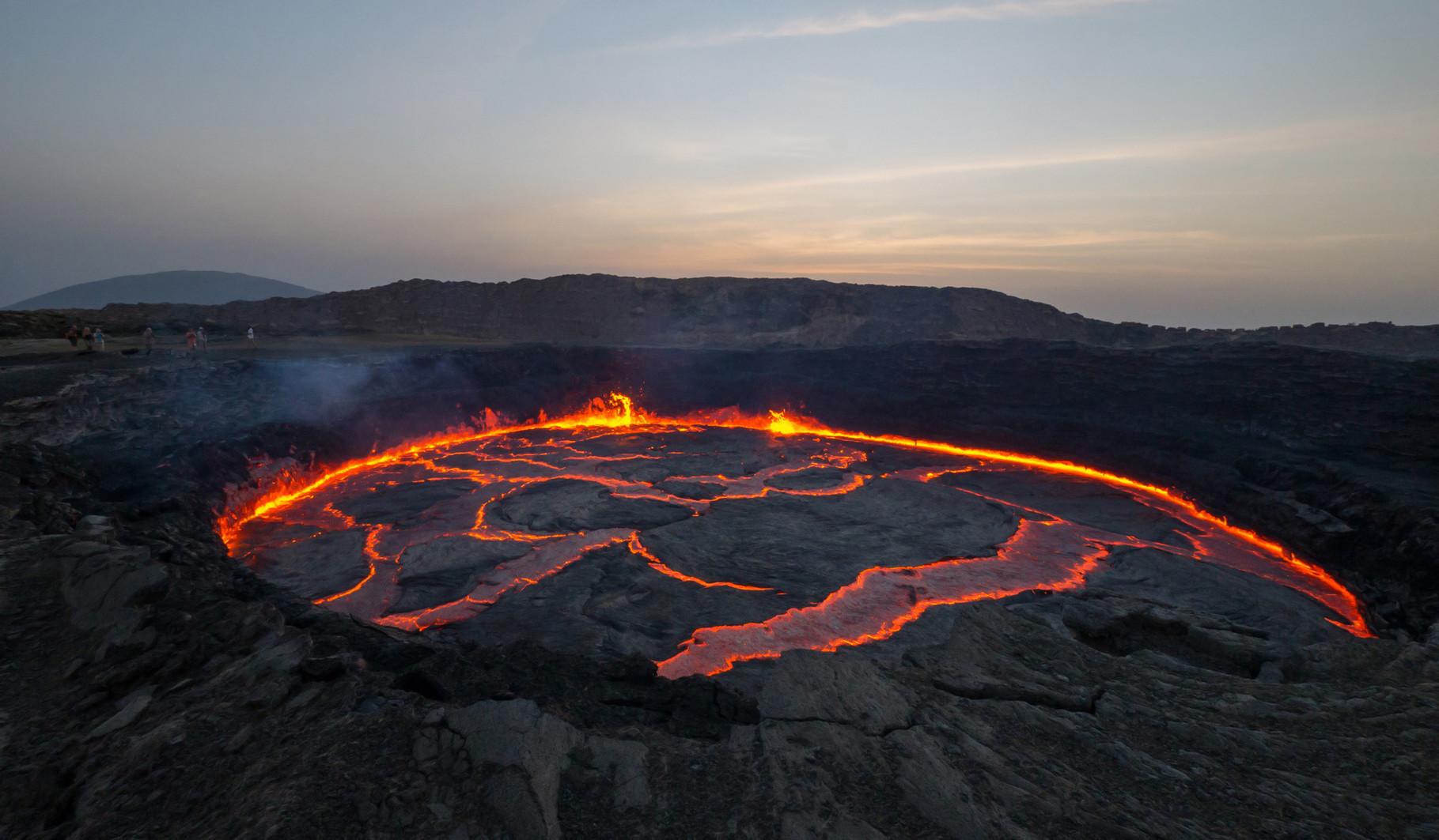 Erta Ale, Ethiopia [2014]