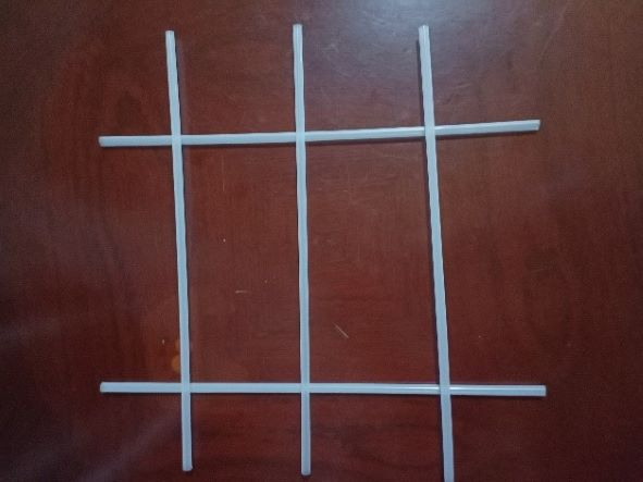 Mulltiplication with Sticks