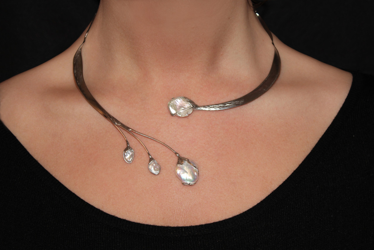 Collier silber  Colliers - Silber - Appelstyle - Design & Accessoires