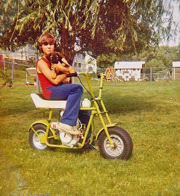 Broncco Minibike 1970