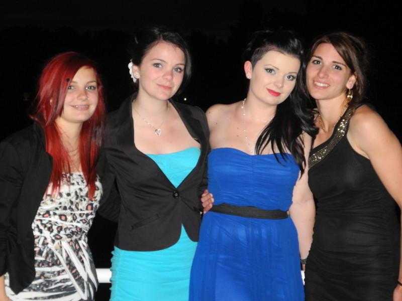 Spies's Mädchen im Juni 2012