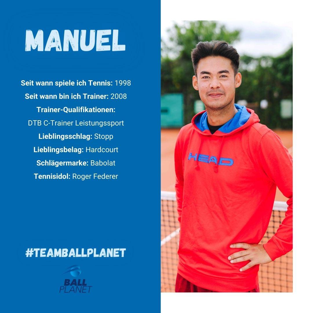 #teamballplanet - Wir stellen uns vor!