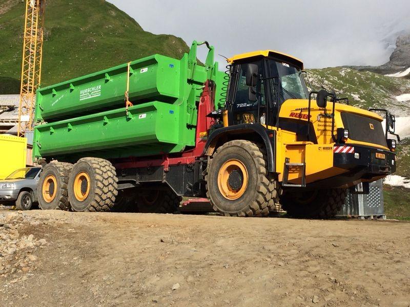 Dumper JCB Materialtransport