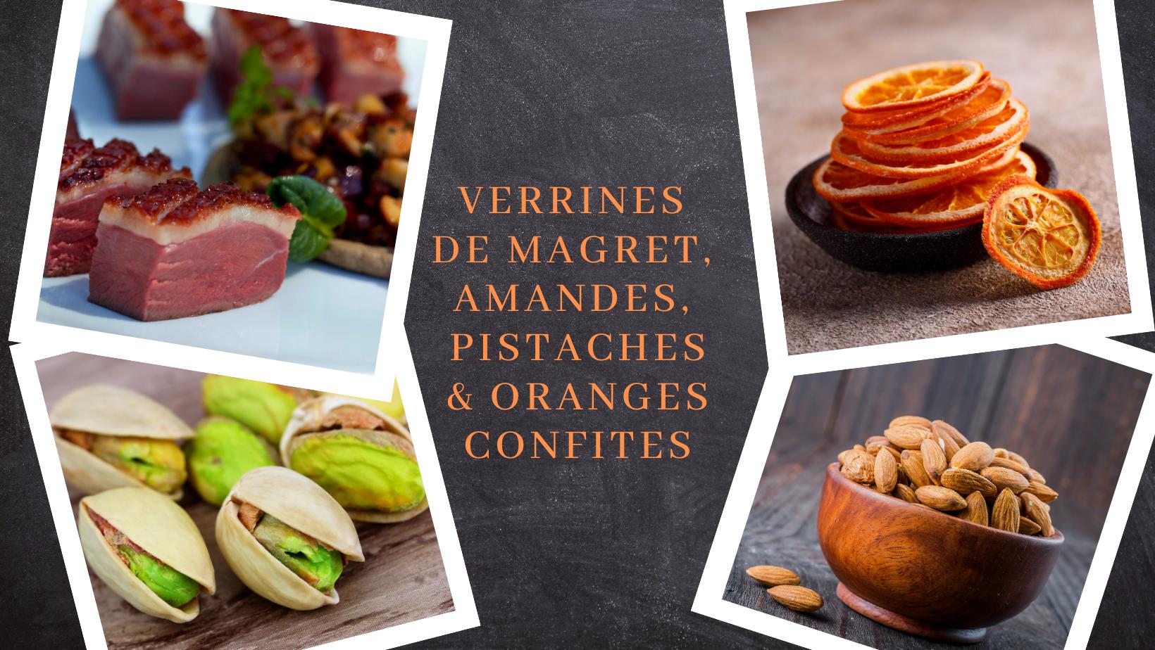 De nouvelles idées recettes pour sublimer vos fruits confits !