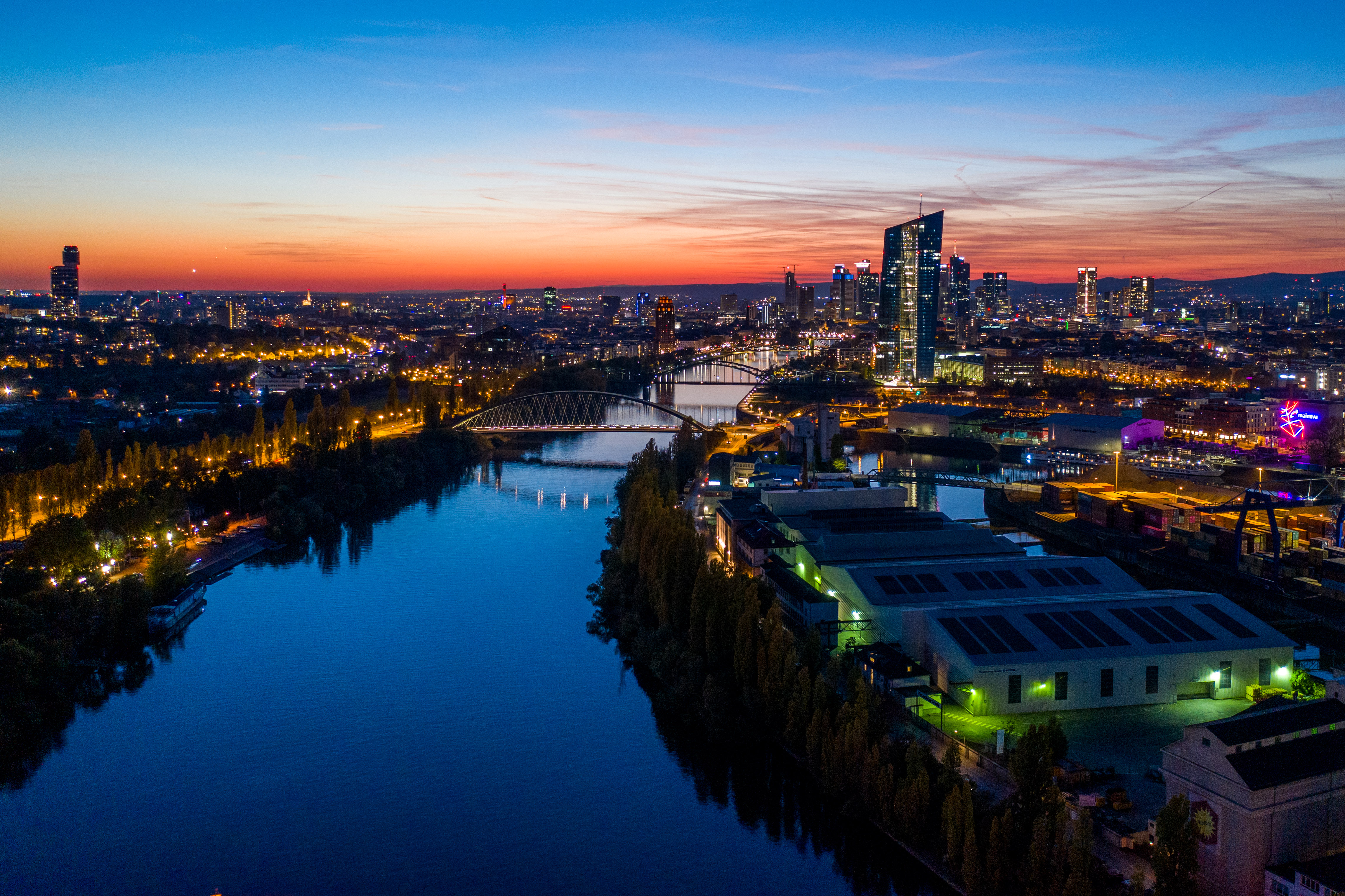 Bootsverleih Frankfurt