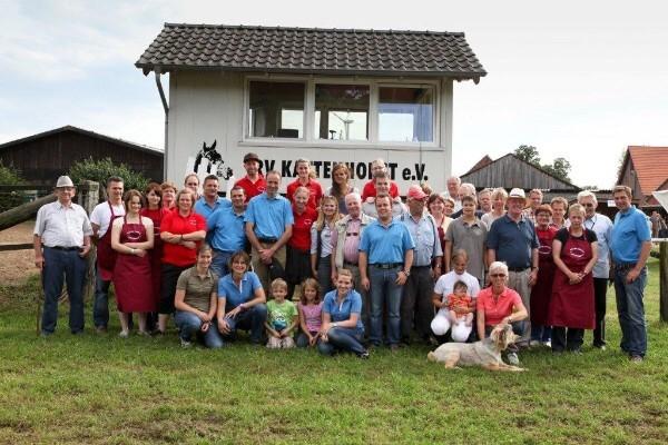 Unser Team - 2014