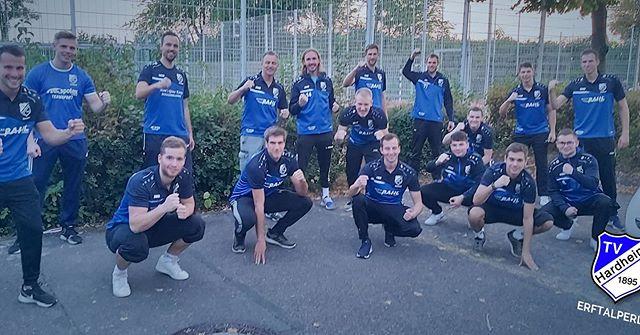 Handball, Badenliga - Hardheim überrascht in Heddesheim