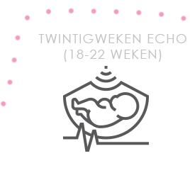 Twintigweken echo (18-22 weken)