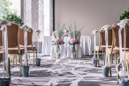 Hochzeitslocation Marriott Zürich