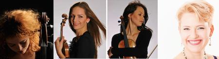 Hochzeitsband Swiss Wedding Quartet Zürich