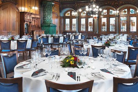 Hochzeitslocation Zunfthaus zur Schmiden Zürich