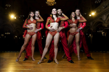 Hochzeitsunterhaltung Salsa Company Zürich